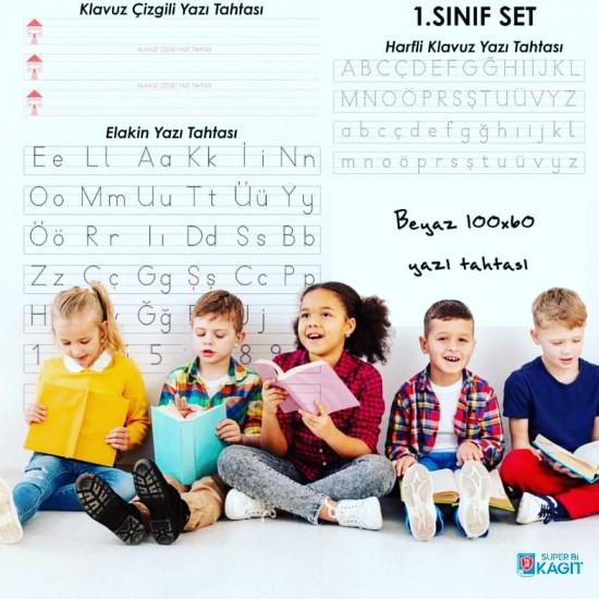 1.Sınıf Eğitim Seti 6'lı