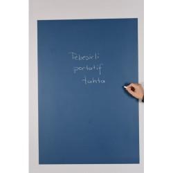 Mavi Yazı Kağıdı (Tebeşirli)